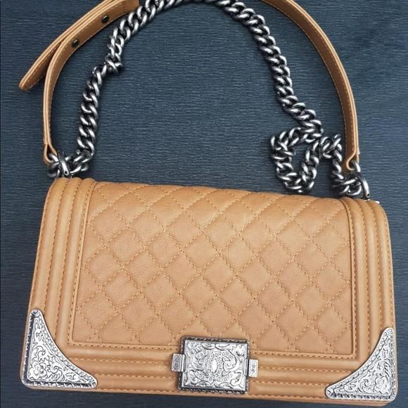 07fbda6682 CHANEL Bags | Medium Classic Le Boy Limited Edition | Poshmark